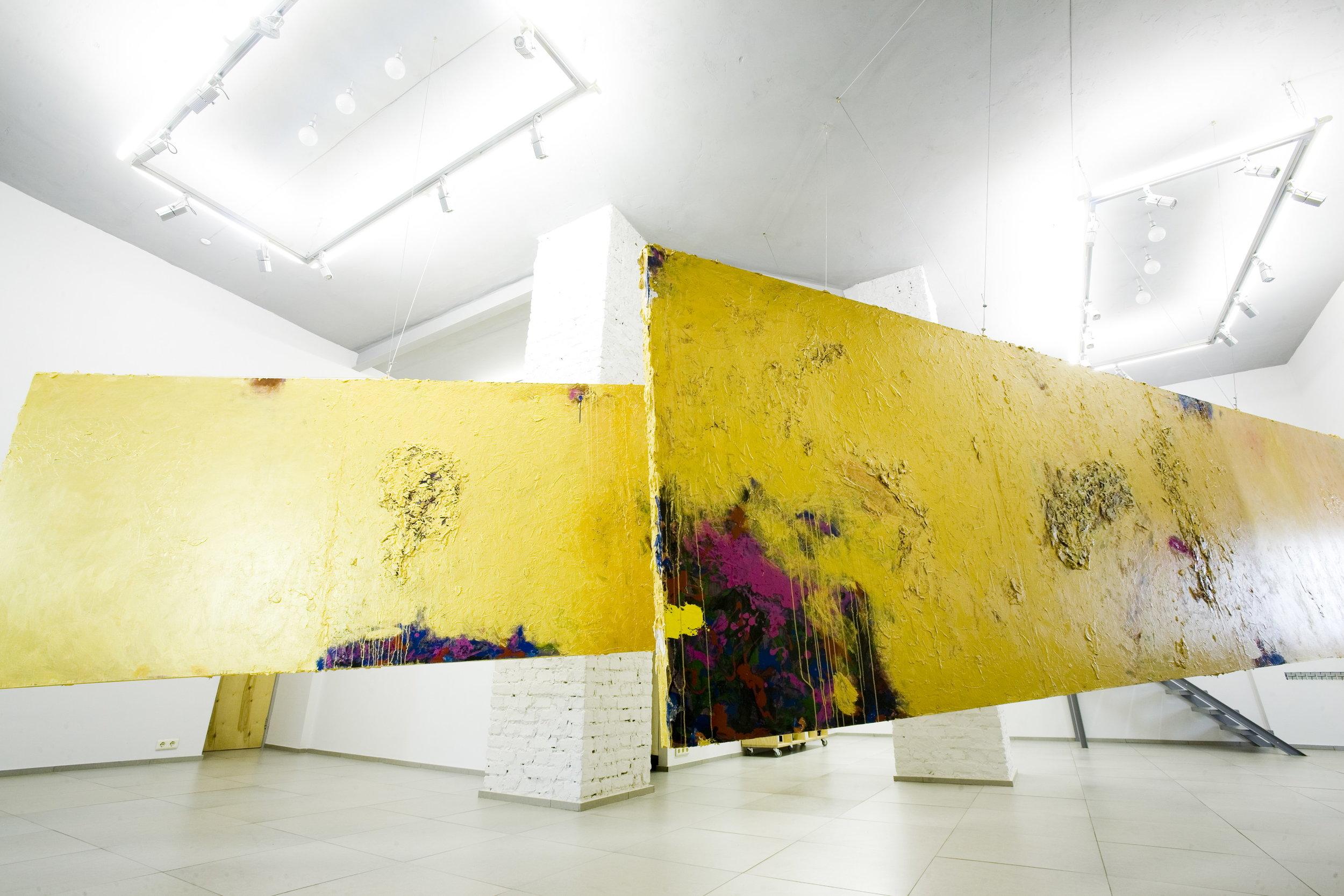 Ya Gallery, Pavlo Gudimov Art Center - Kyiv -