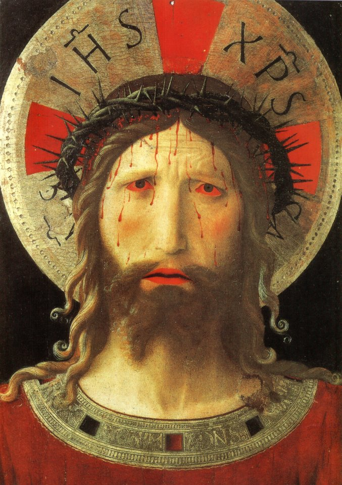 Or why Christ Crowned with Thorns by the 15th century Italian artist Fra Angelico can draw thousands of people to an exhibition in New York... -