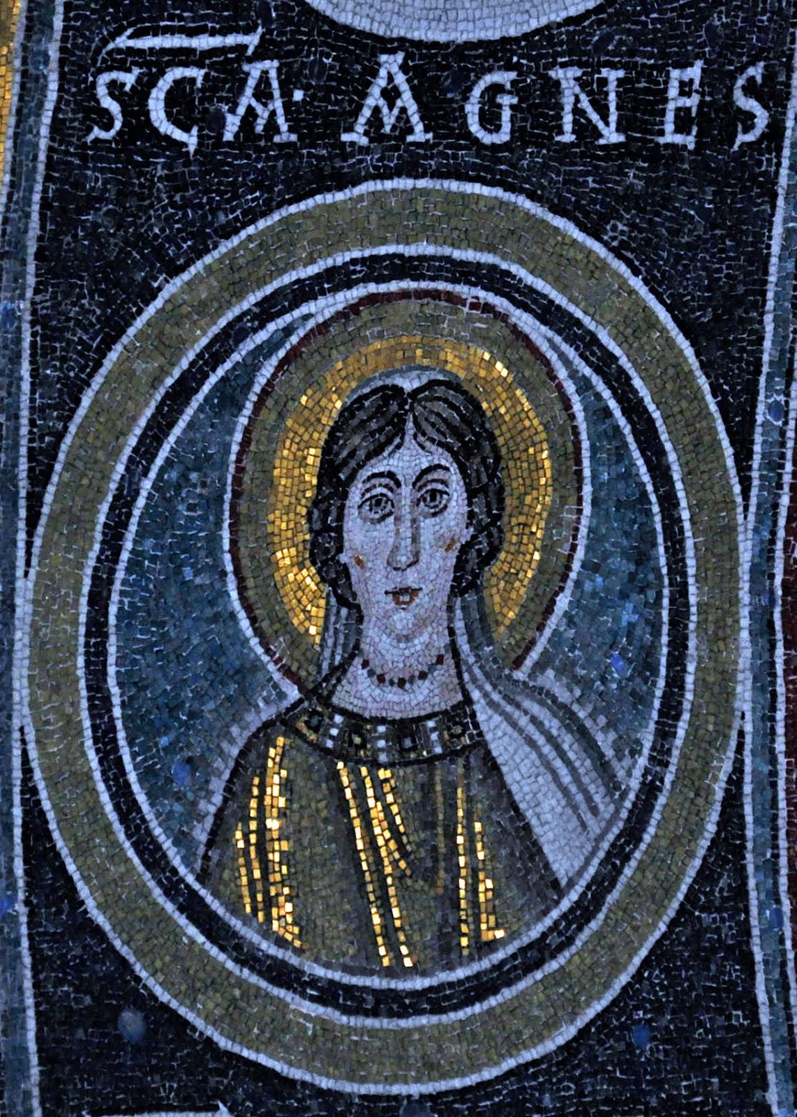 9th century mosaic