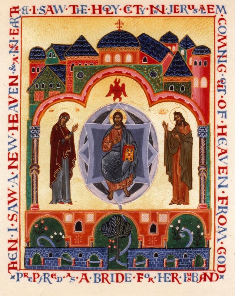 Aidan Hart's New Jerusalem