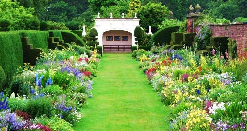 Ness Gardens, Cheshire, England (my mum used to work here as a gardner!)