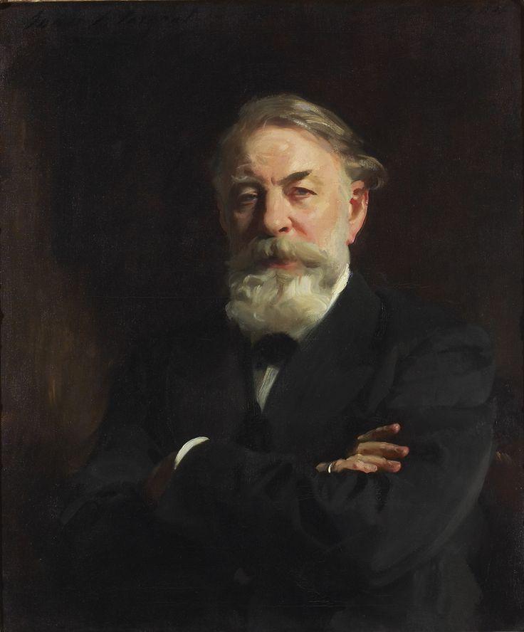 Portrait by John Singer Sargent