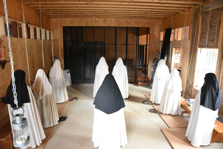 Contemporary Traditionalism! Building a Carmelite Monastery