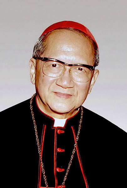 Cardinal Joseph Xavier van Thuan, Photo by Thuy Ho