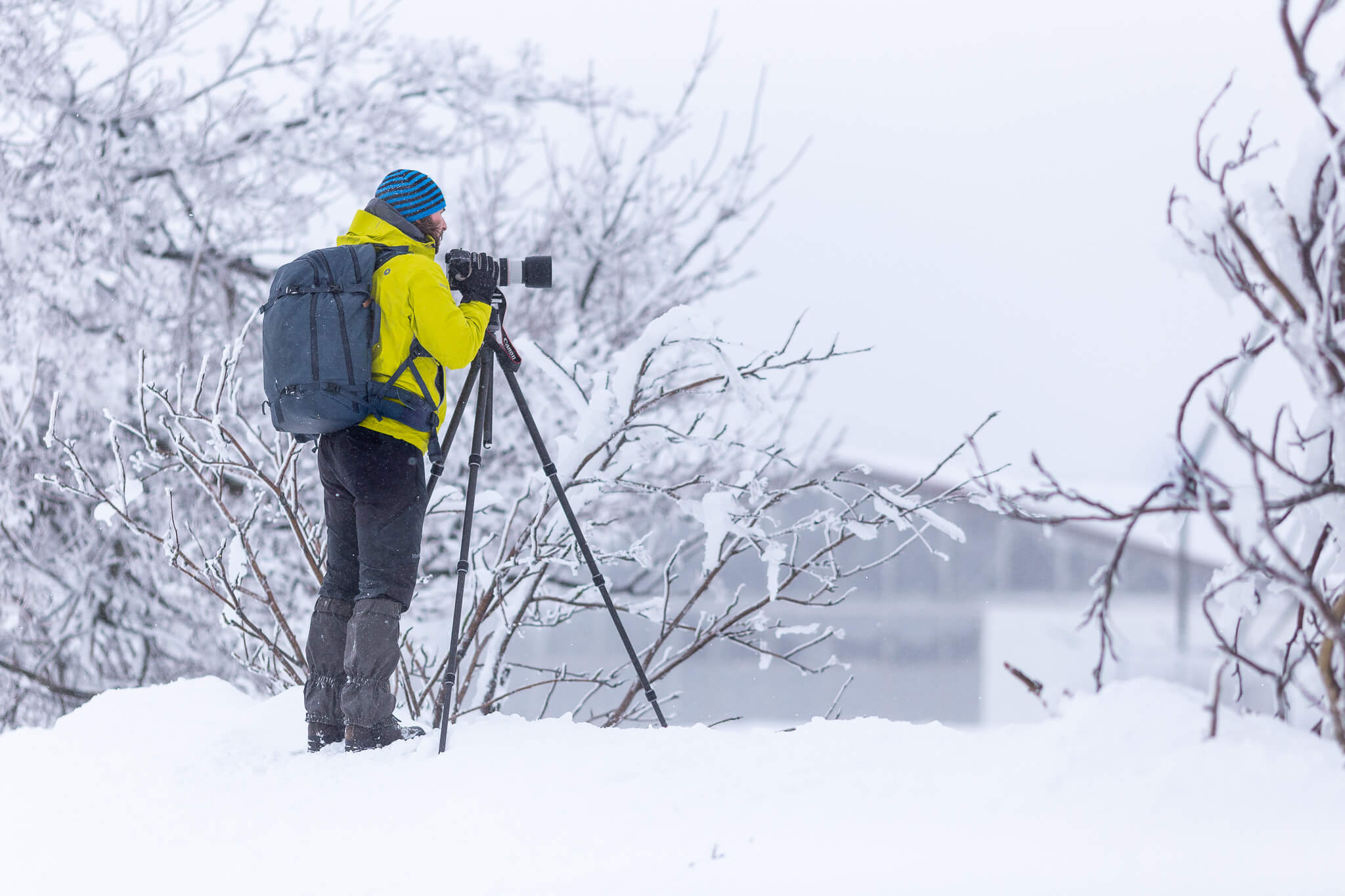 Winter Landscape Photography in the Czech Republic - Images and Words by Vaclav Krizek