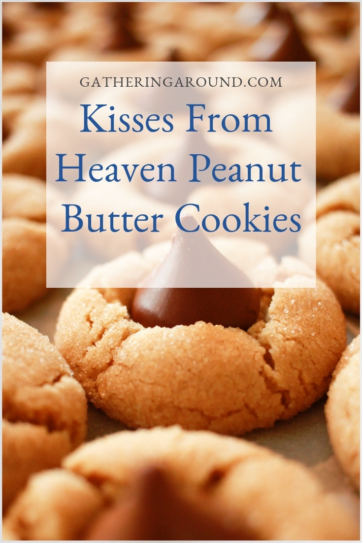 Kisses+From+Heaven+Peanut+Butter+Cookies