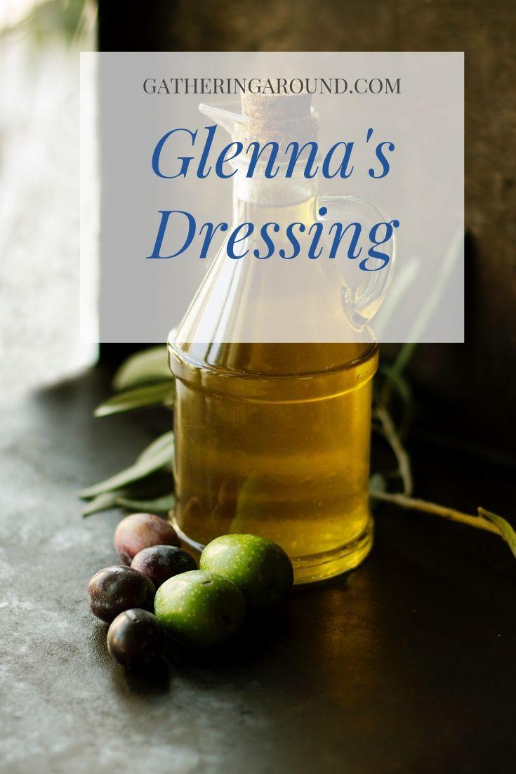 Glenna's Dressing