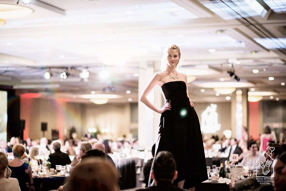 RONALD MCDONALD HOUSE HOPE COUTURE GALA