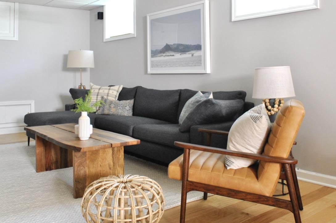 Online Interior Design by Sharp + Grey Interiors. A budget friendly Interior design experience.