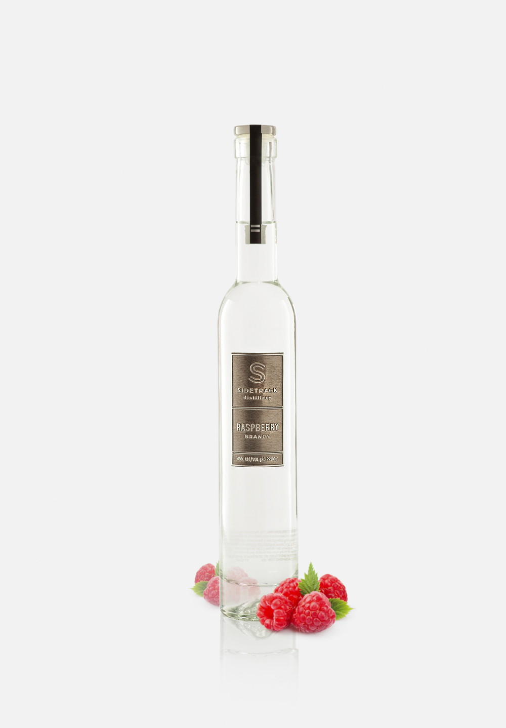 Raspberry Eau De Vie - This Eau de Vie, also known as Framboise, won Gold Medal, Best of Category at the American Distilling Institute. A lingering finish with the taste of fresh raspberry, enjoy this 'neat' for a true European taste of the 'water of life!'