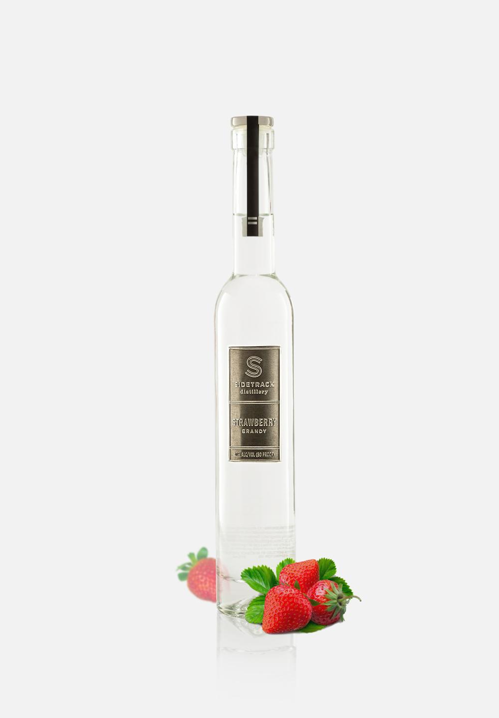 Strawberry Eau De Vie -