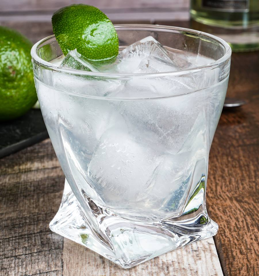 Shiso Gimlet - Courtesy of The Elan Collective2 oz. Gin (we used Gin Sul)1 oz. Shiso Liqueur1/2 oz. simple syrupJuice of 1/2 a limeShake all ingredients over ice and strain in a rocks glass filled with ice. Garnish with a lime wedge.