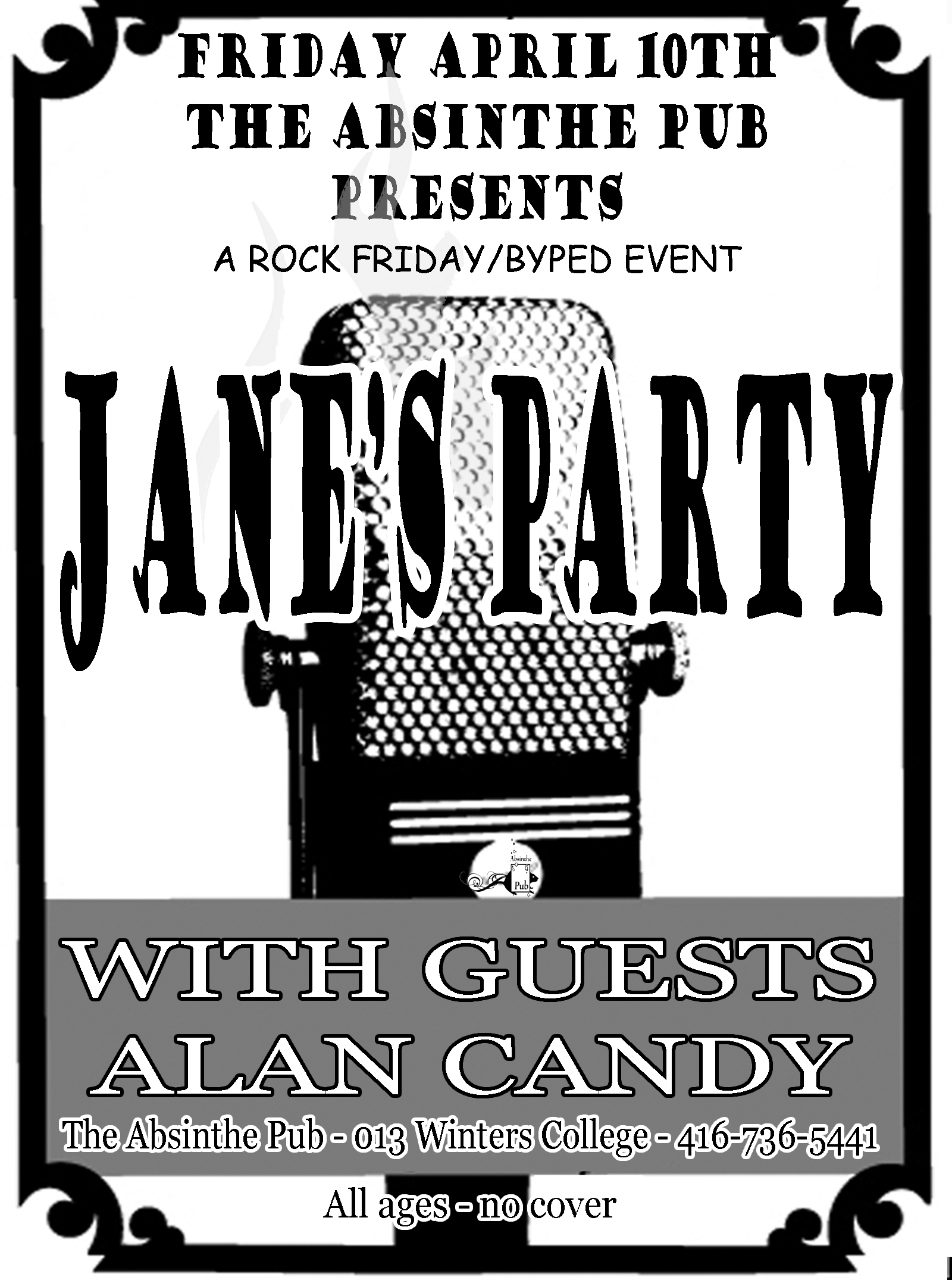 JANES PARTY.ALAN CANDY POSTER.jpg