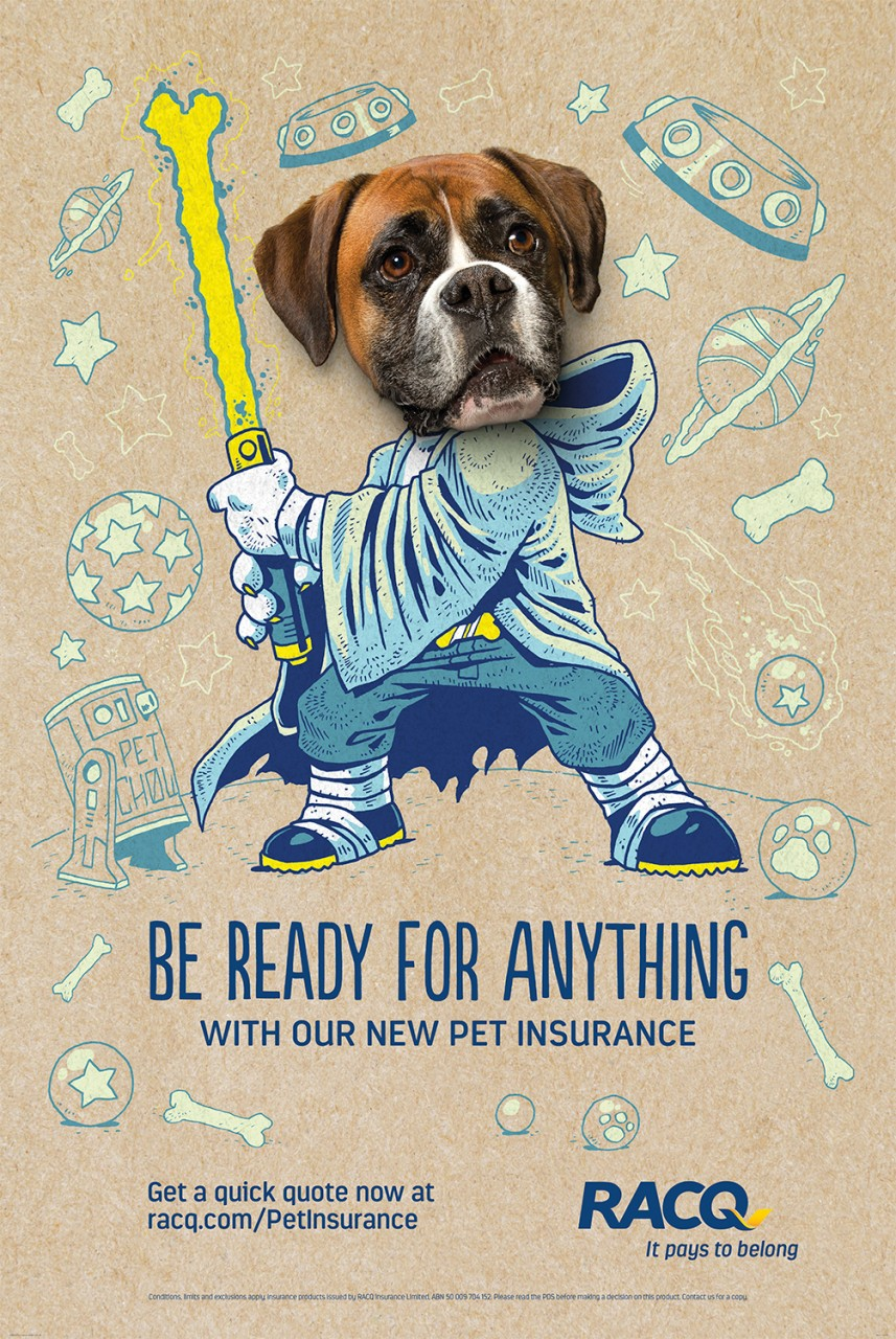 RACQ PET INSURANCE || SAPIENT
