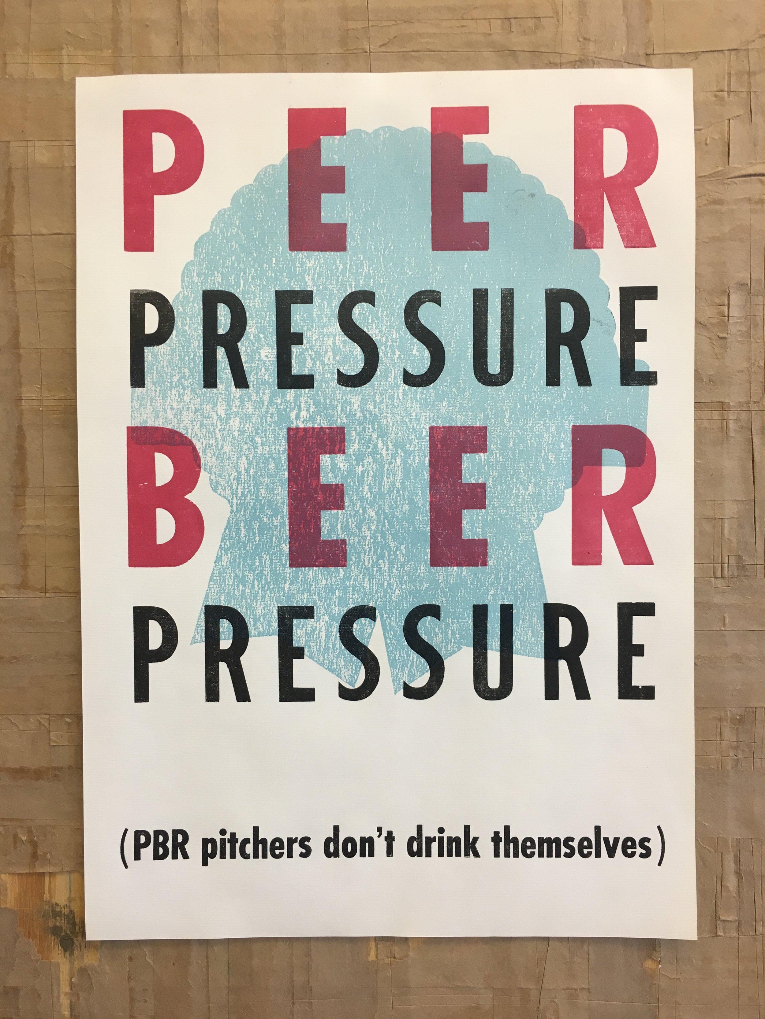 Peer Pressure Beer Pressure.JPG