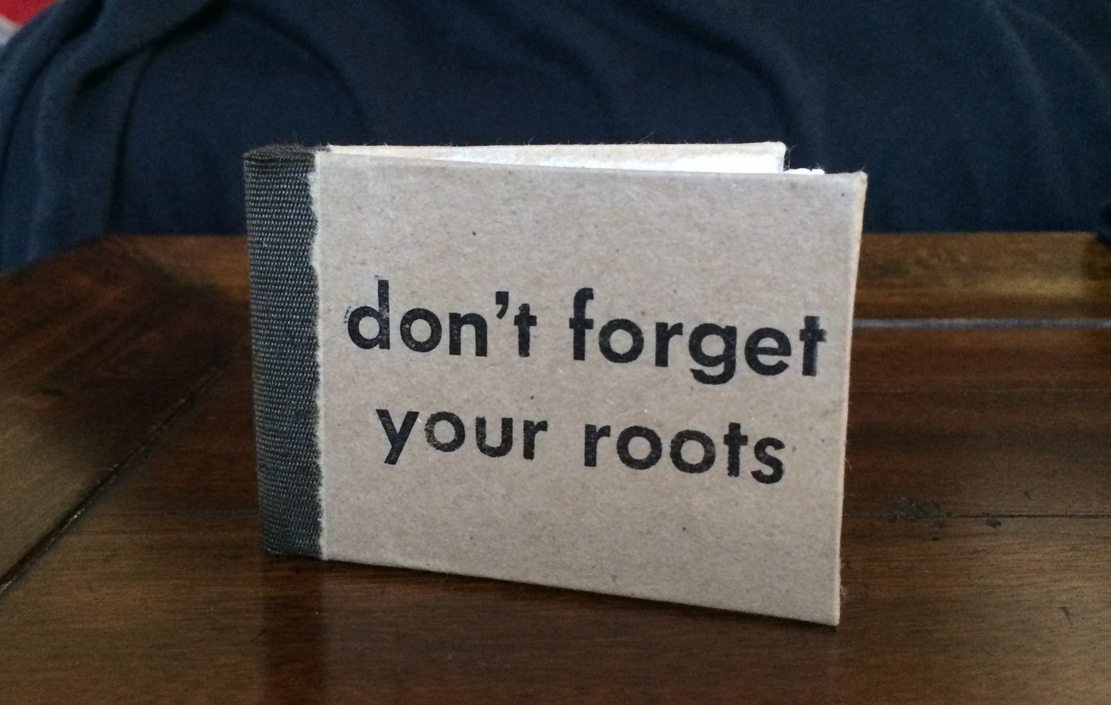 Don't Forget Your Roots cover