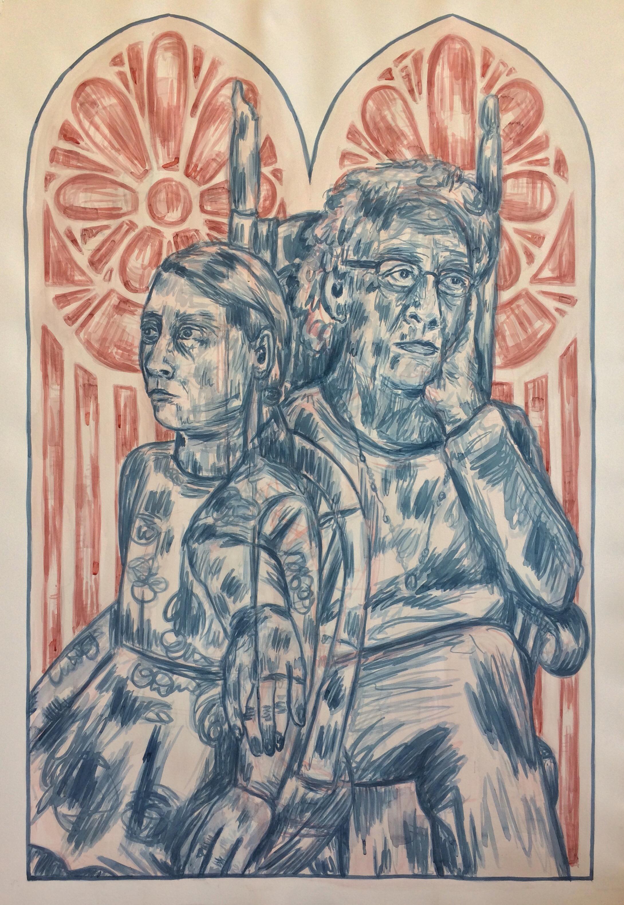 Spiritual Inheritance (Nana and Ella)
