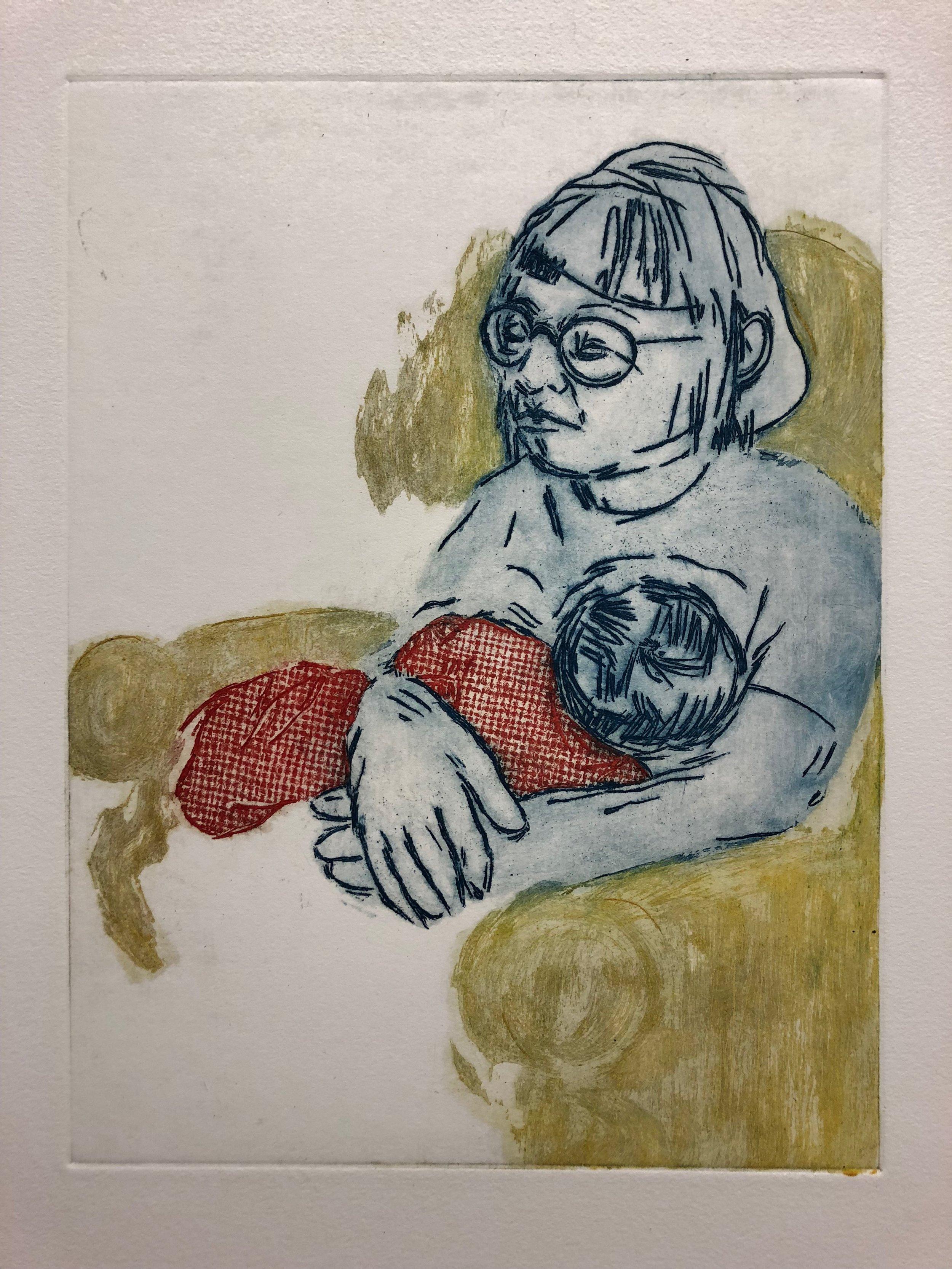 Becky Breastfeeding Sully