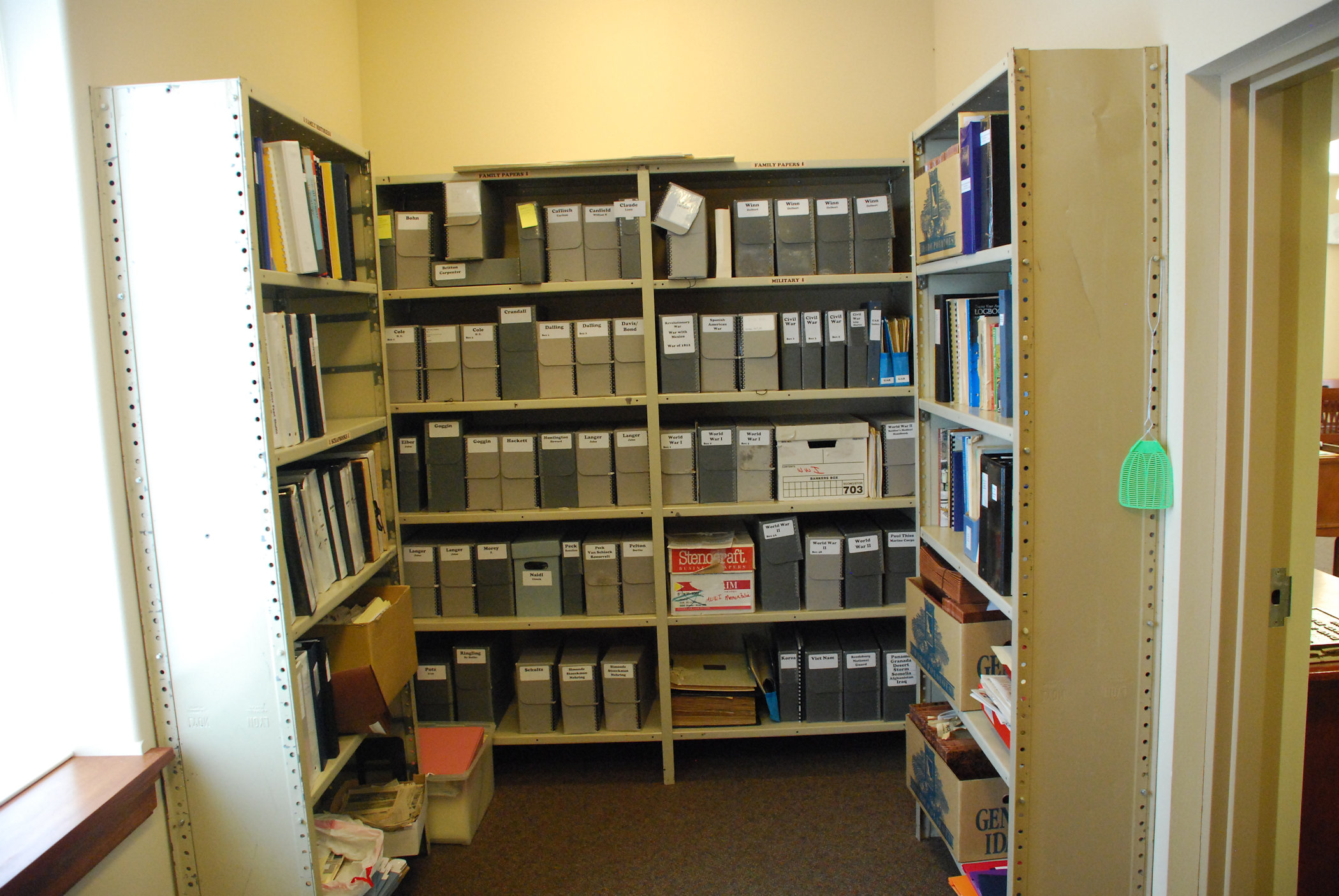 Research Archives