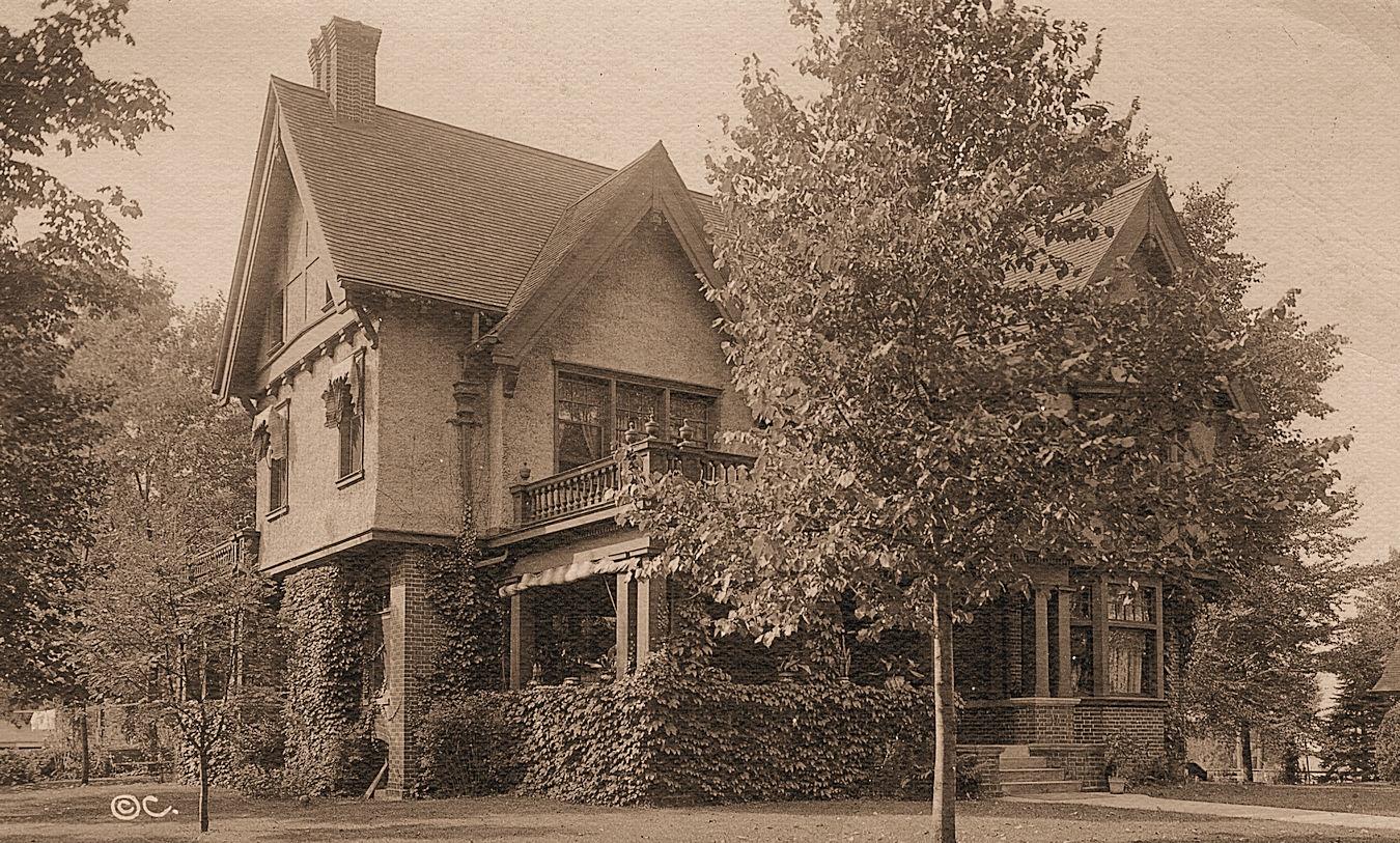 Van Orden Mansion 1903