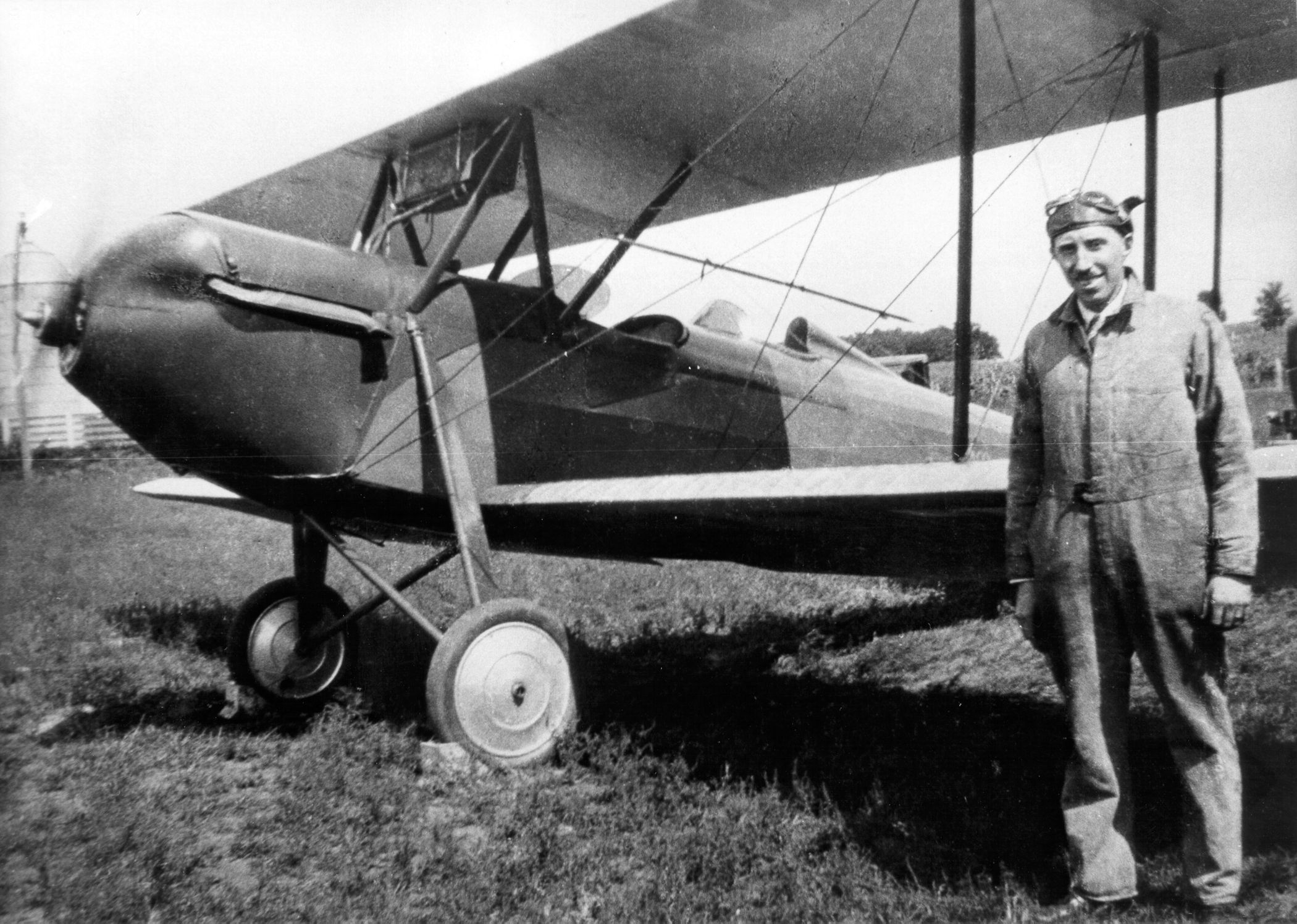 Cecil Hess 1926