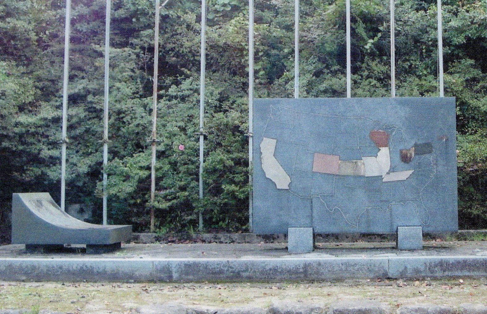 Peace Park in Japan