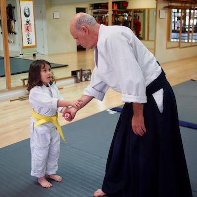 Set a good example for your dojo, your community, and the next generation.