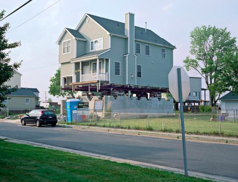 Elevated Homes of Post-Sandy Jersey Shore