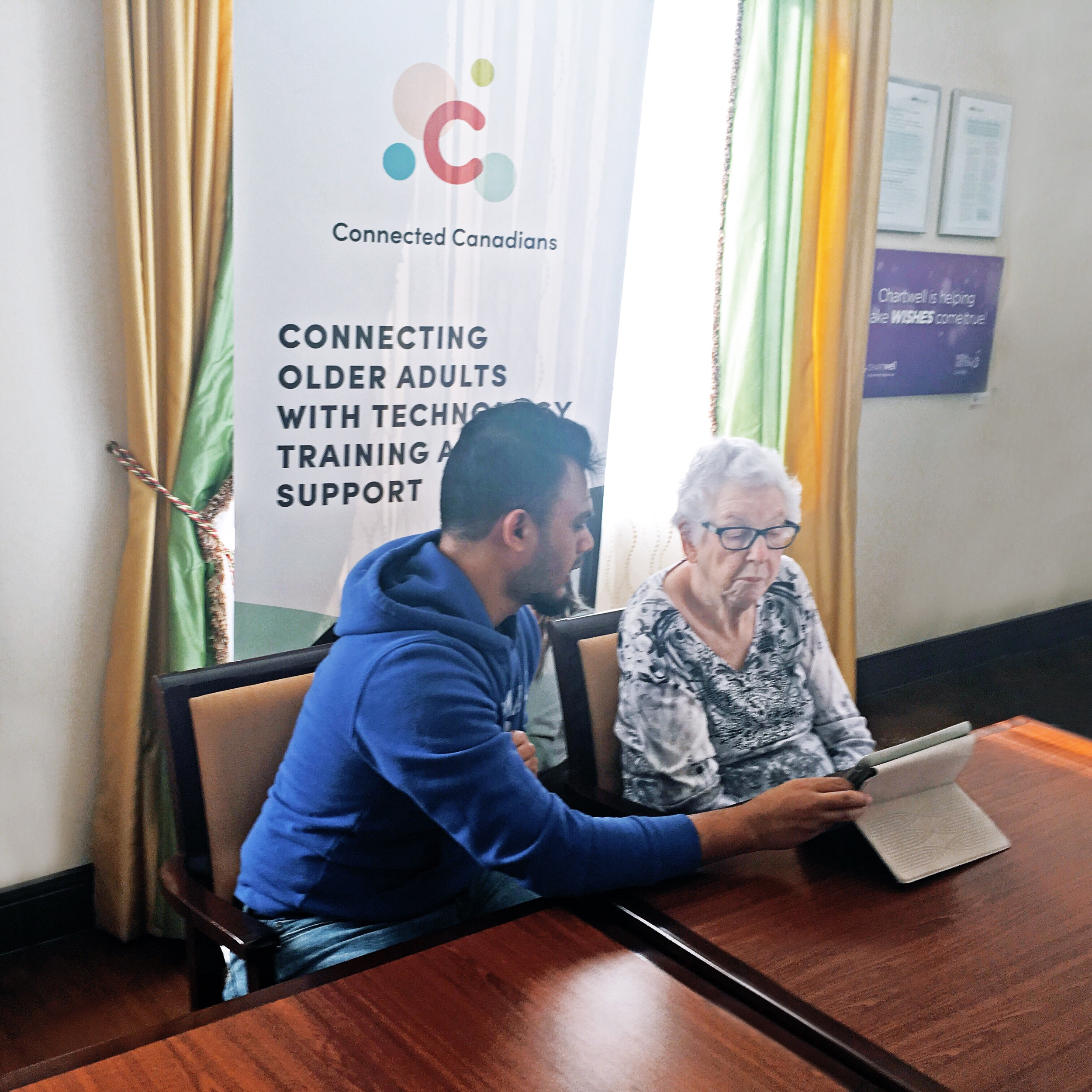 Suvro helps 92 year old Maureen