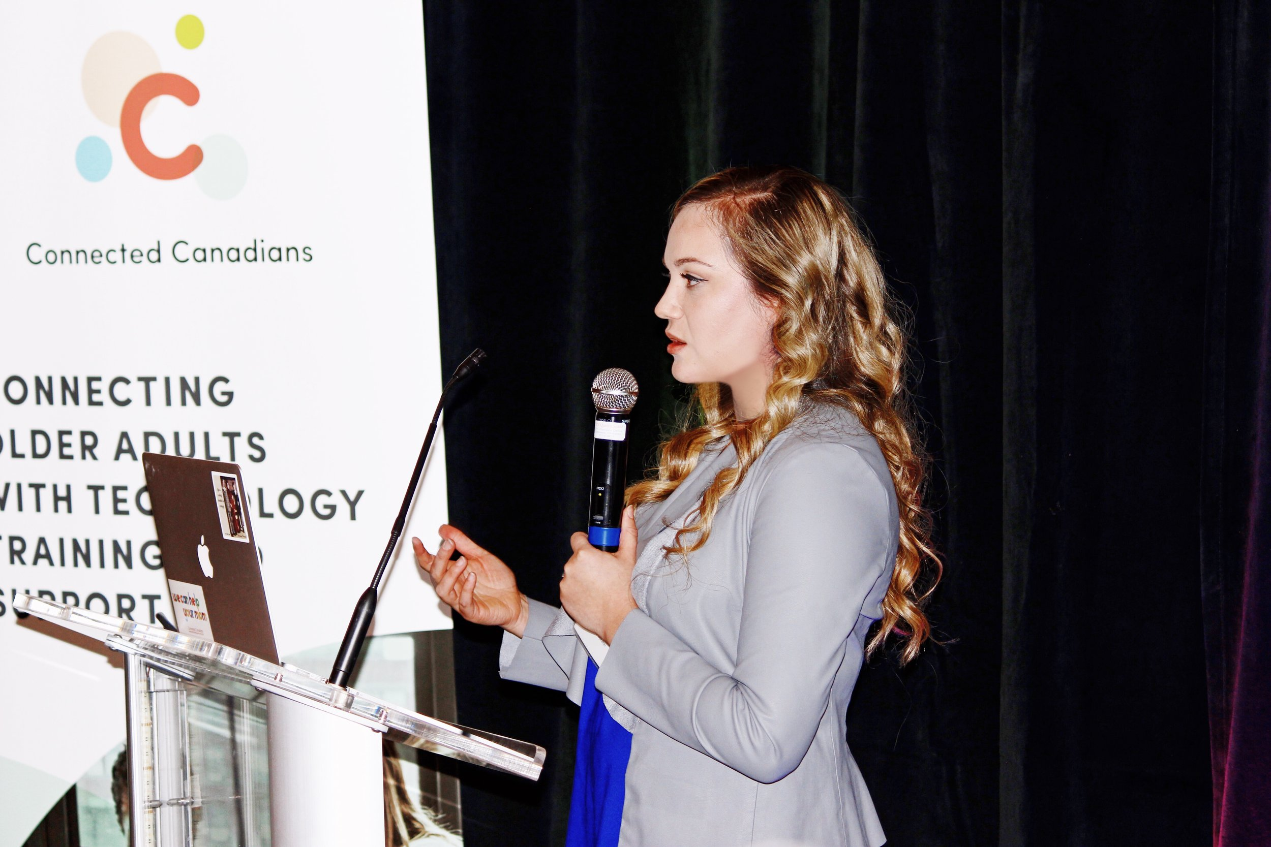 Connected Canadians Launch Event