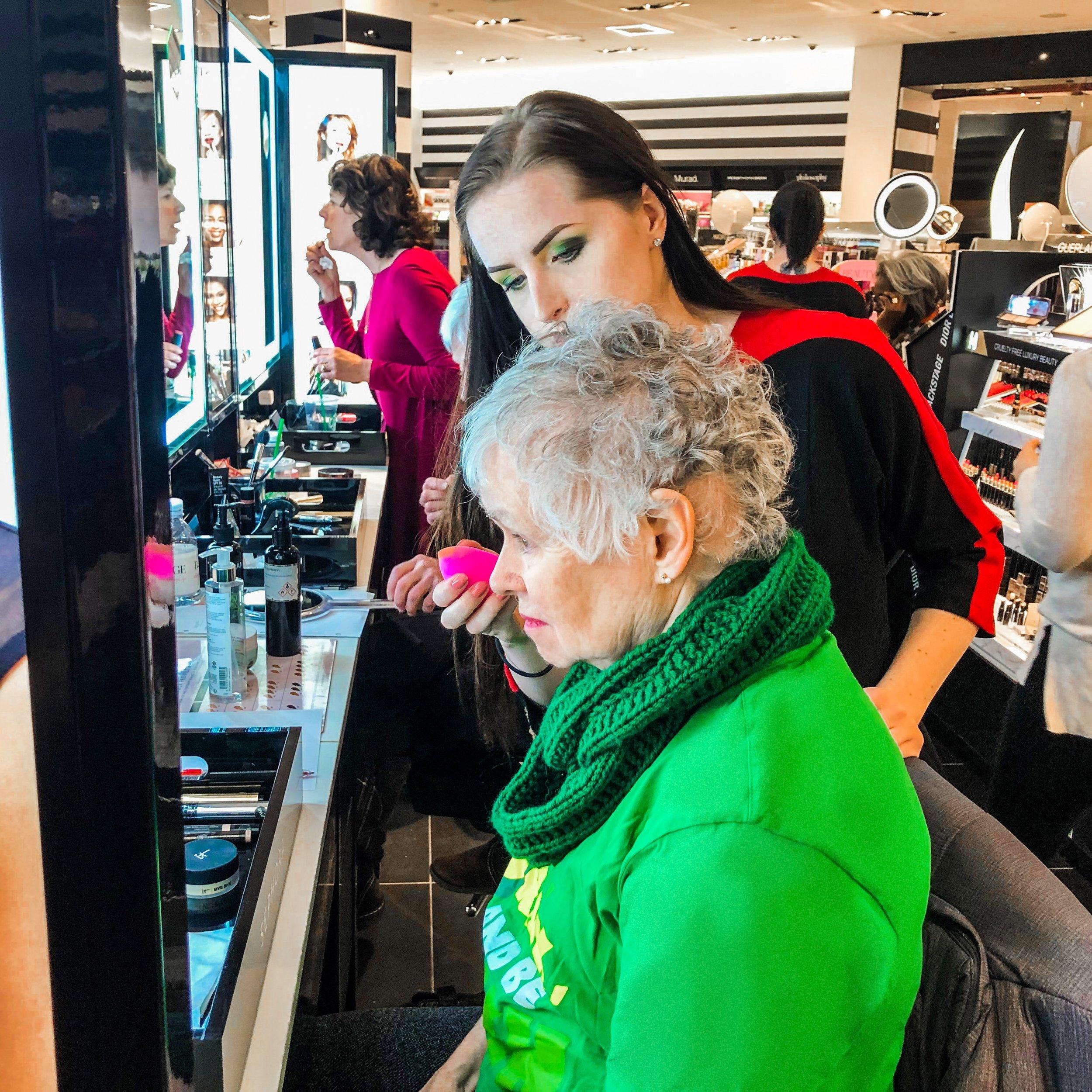 Beauty & Tech Workshop at Sephora