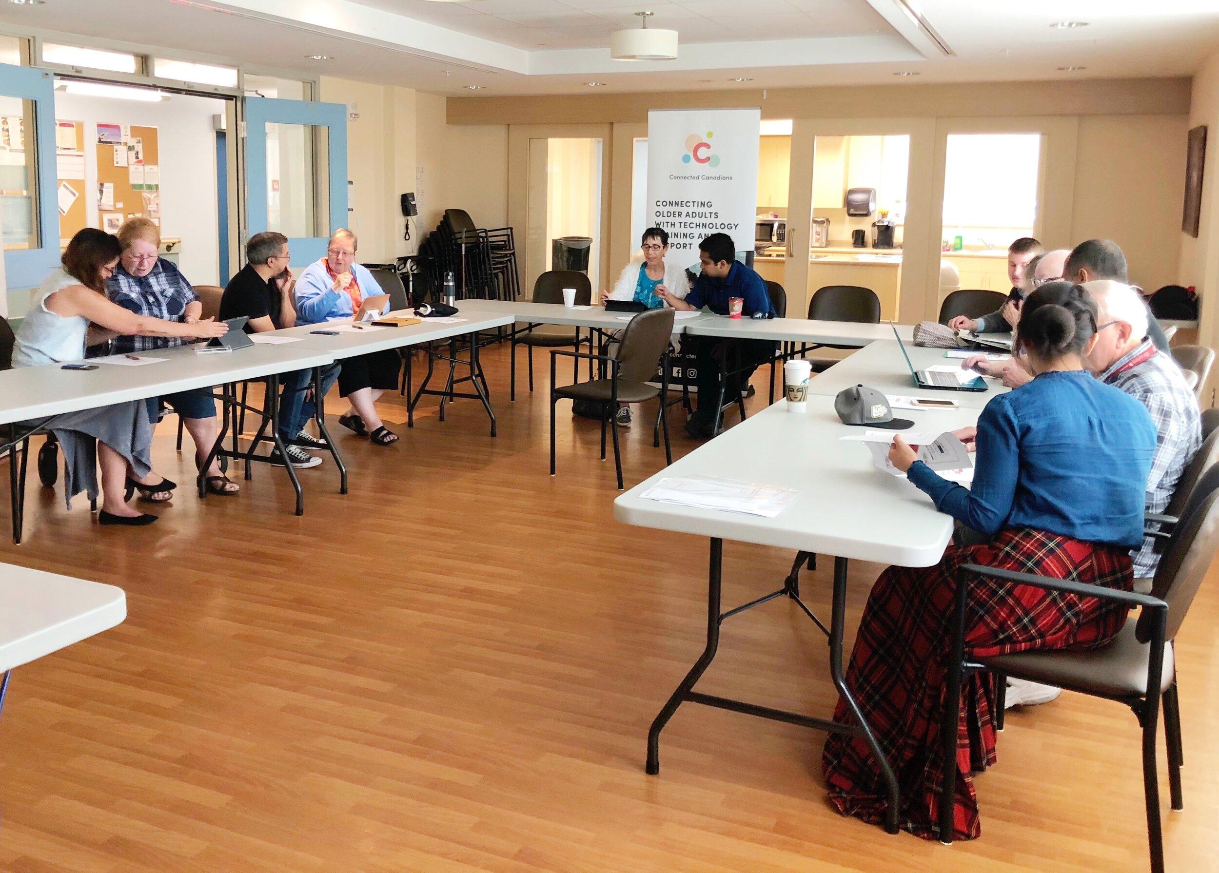 Bruyere Village September Workshops