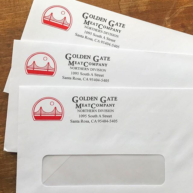 Send your mail in style & on brand ✉️📬we specialize in personalized envelopes and letterhead!