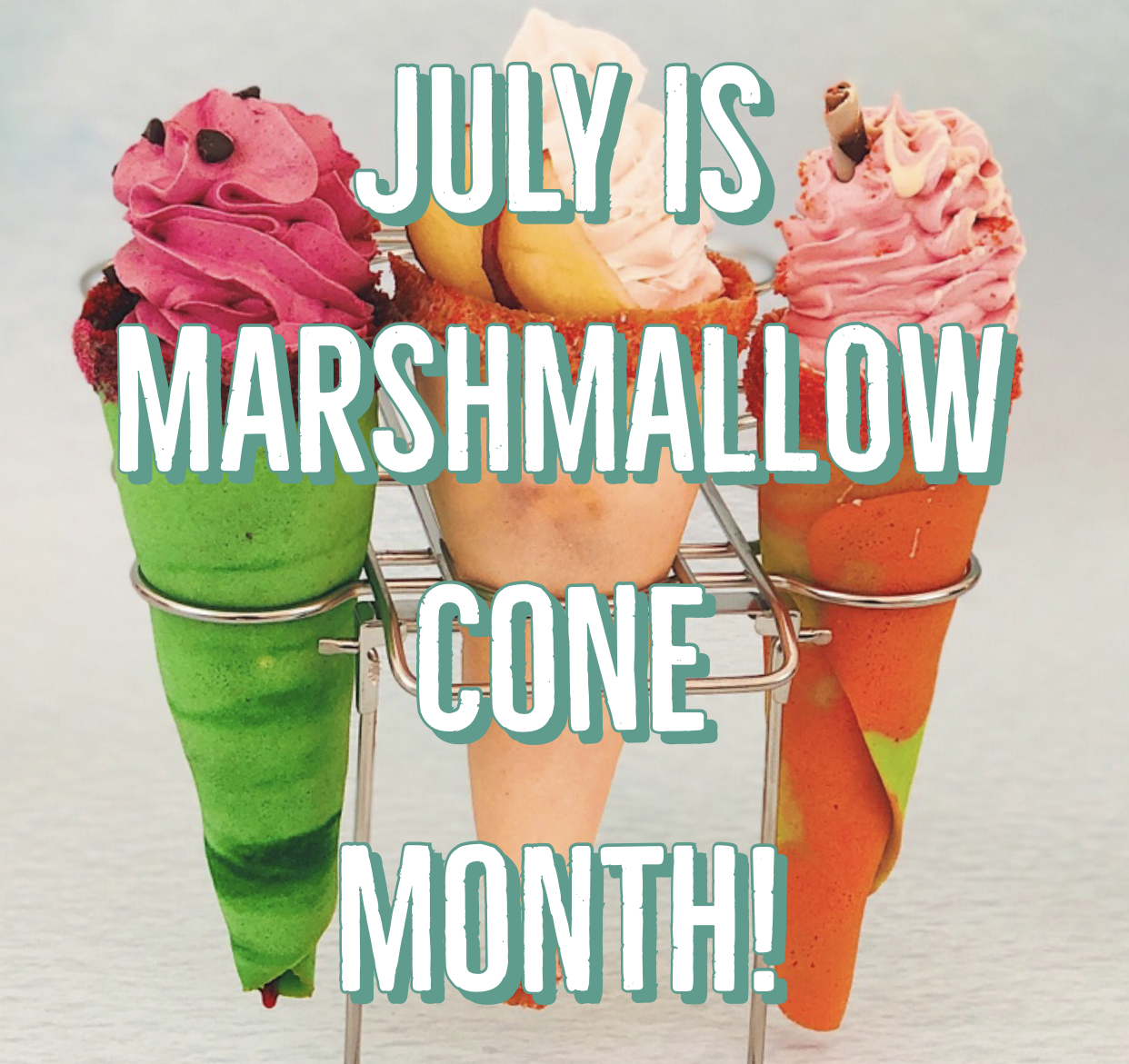 July - Marshmallow cones.jpg