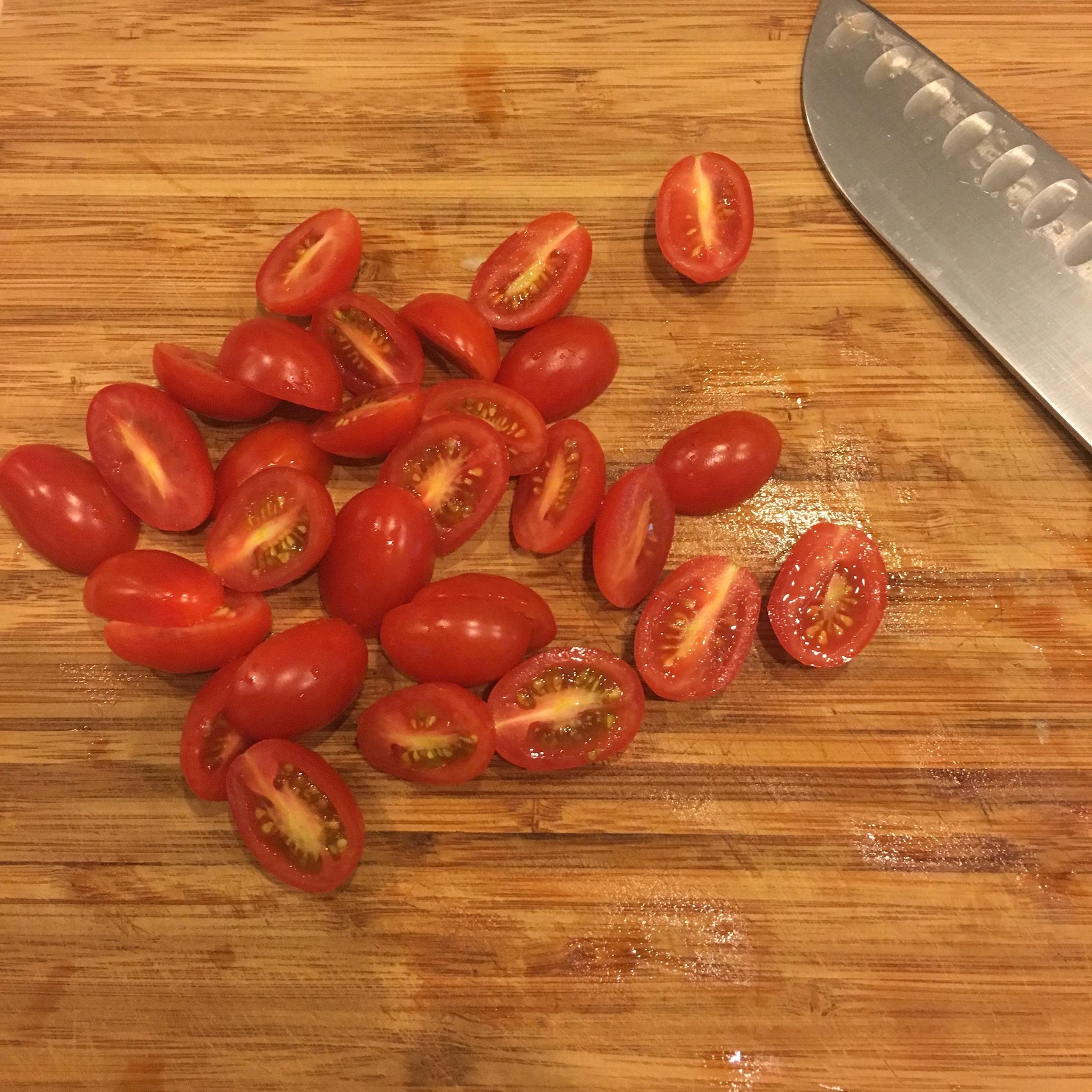 Tomato prep
