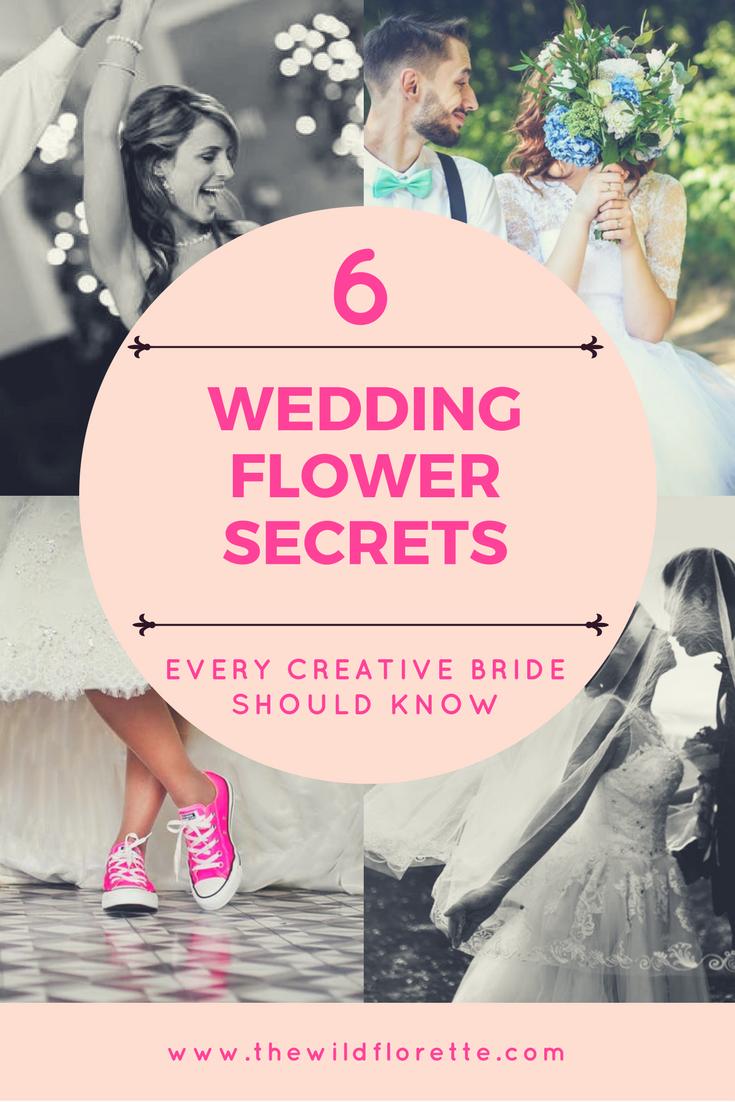 Creative Bride wedding flowers