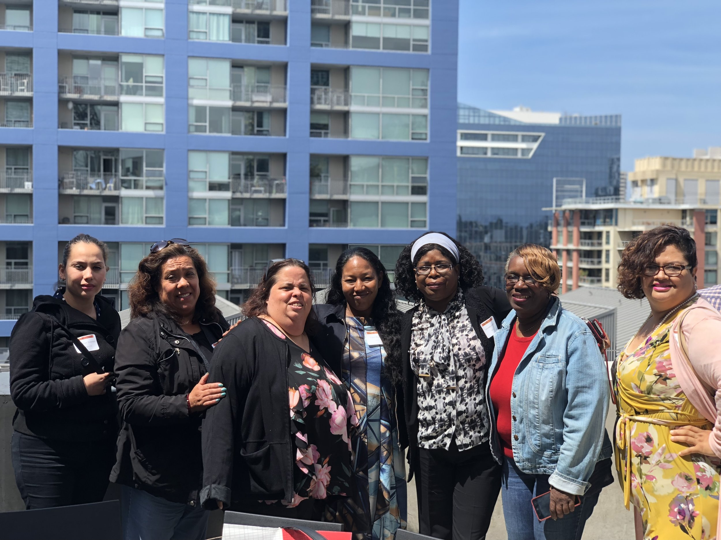 RUN Residents at SDRAFFH Housing Conference 2018
