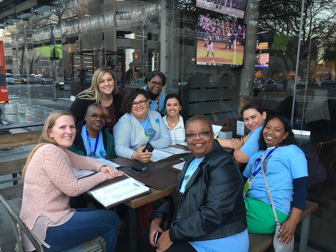 RUN Residents Enjoying Each Others' Company in Sacramento, 2018