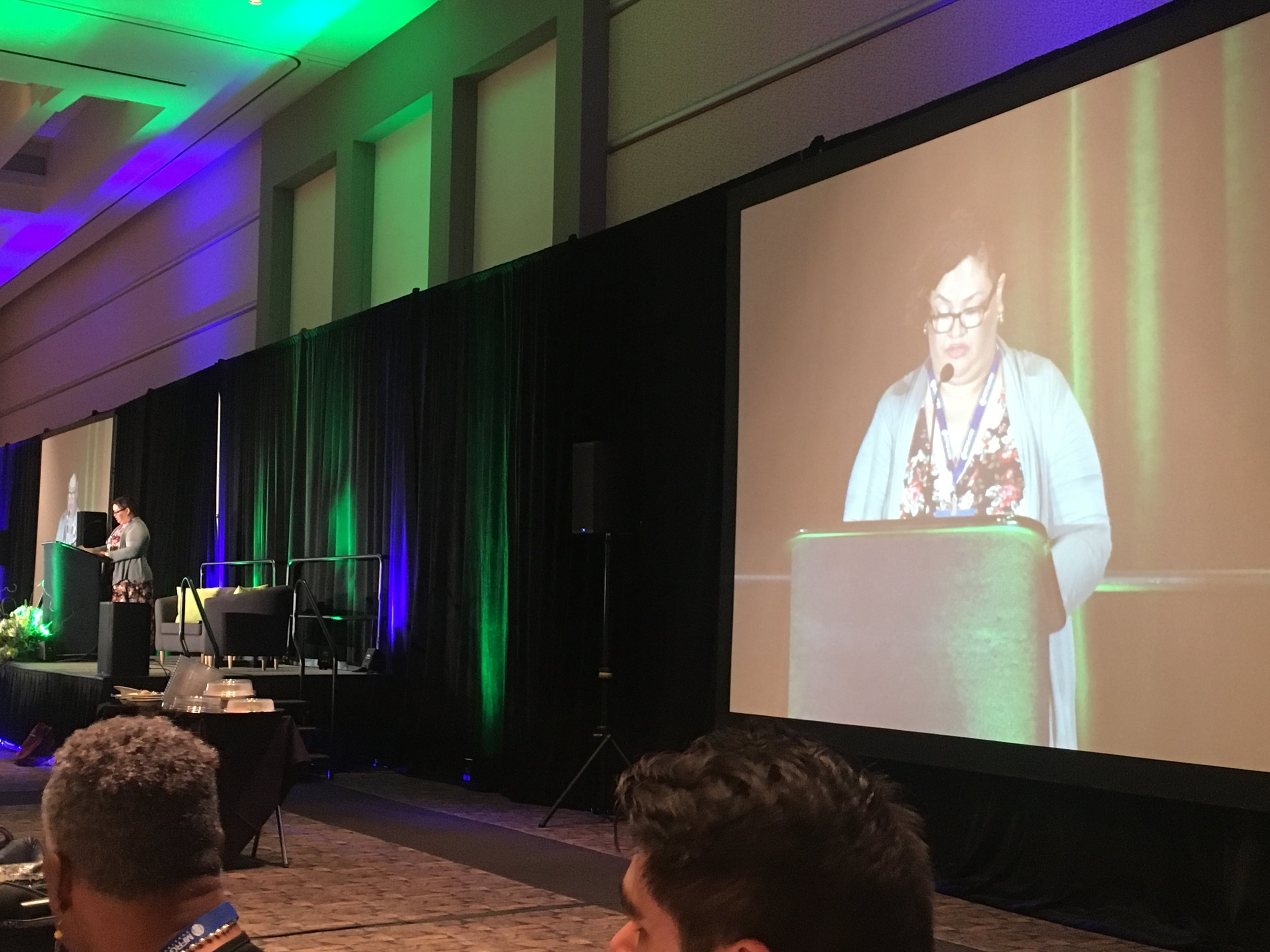 Miriam Rodriquez Speaking at Housing California Conference 2018