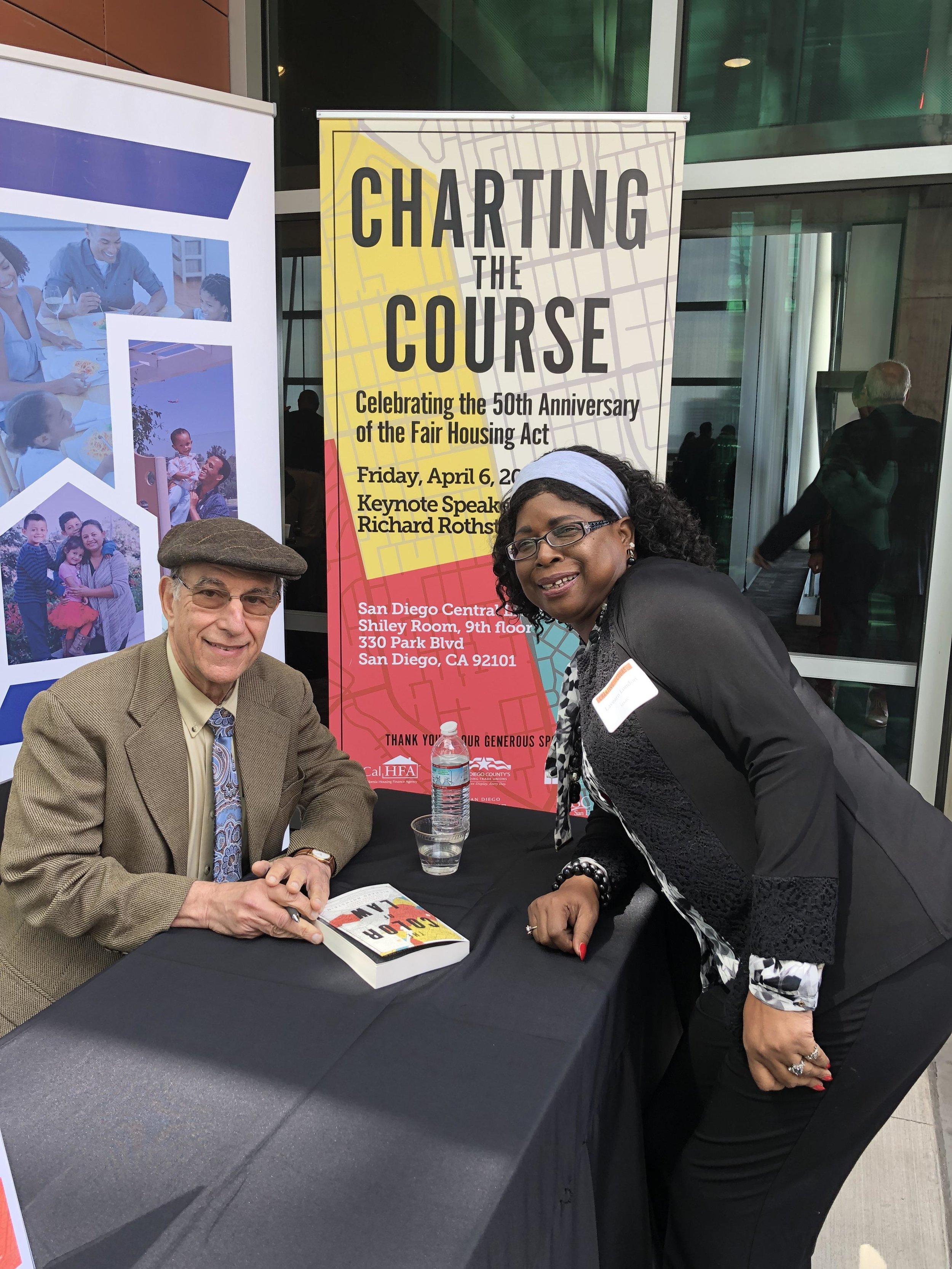Lavearn London Meeting Author Richard Rothstein