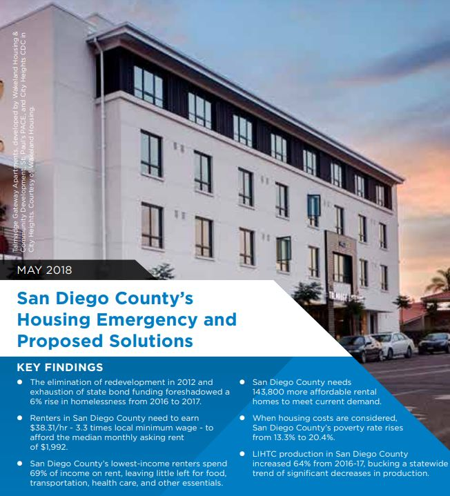 Reports — San Diego Housing Federation