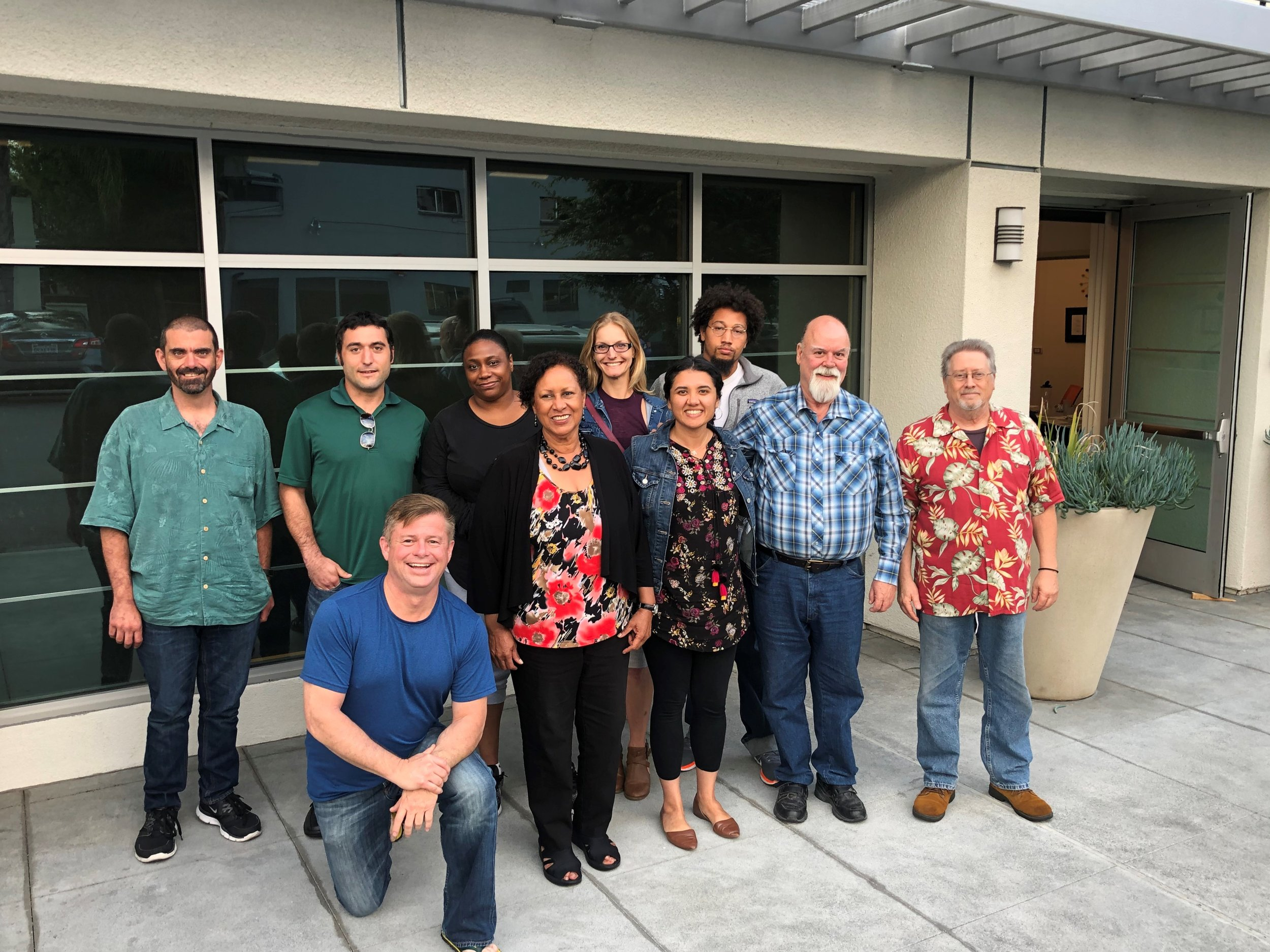 San Diego Cohort, June 2019
