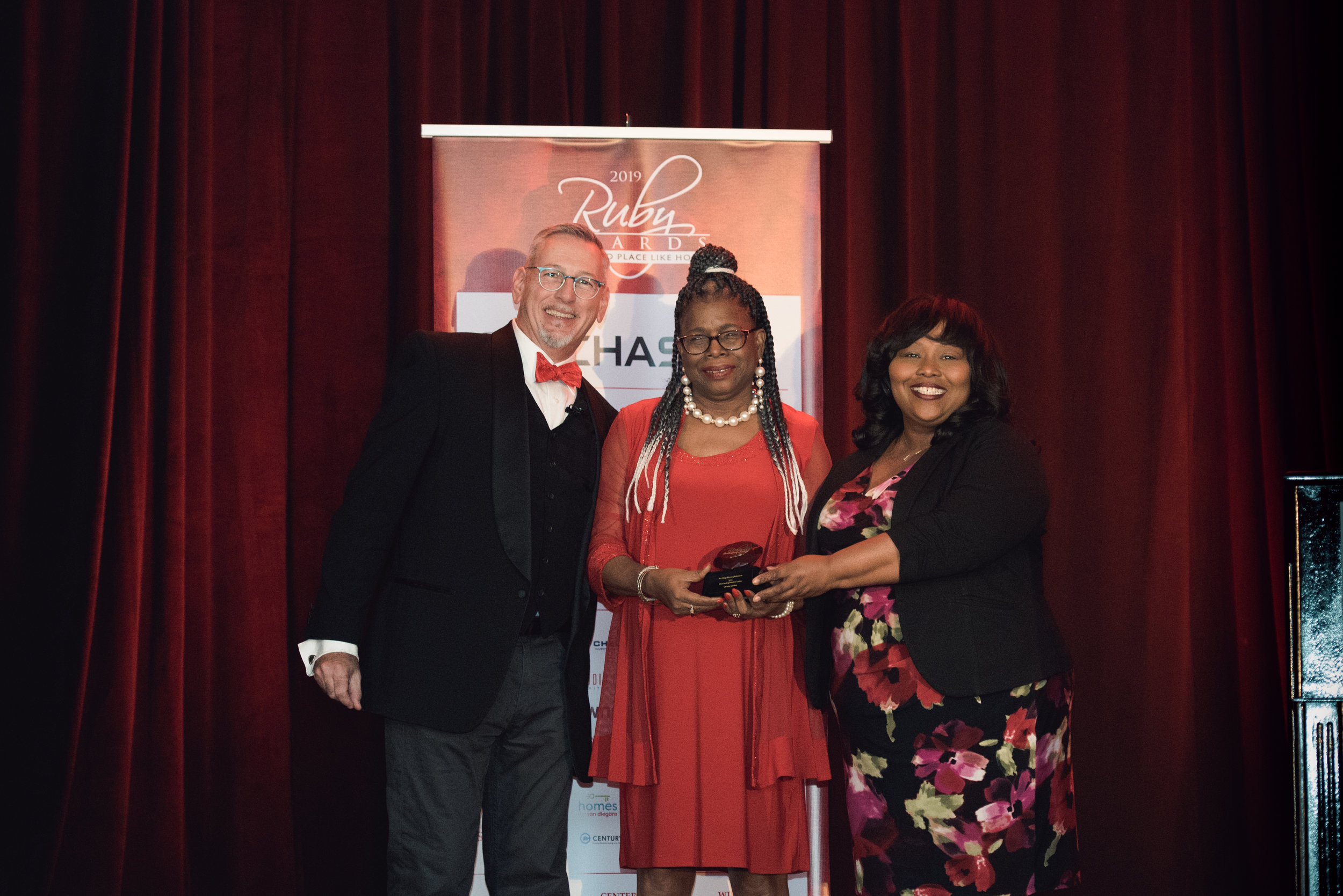 Lavearn London won Outstanding Resident Leader, May 2019