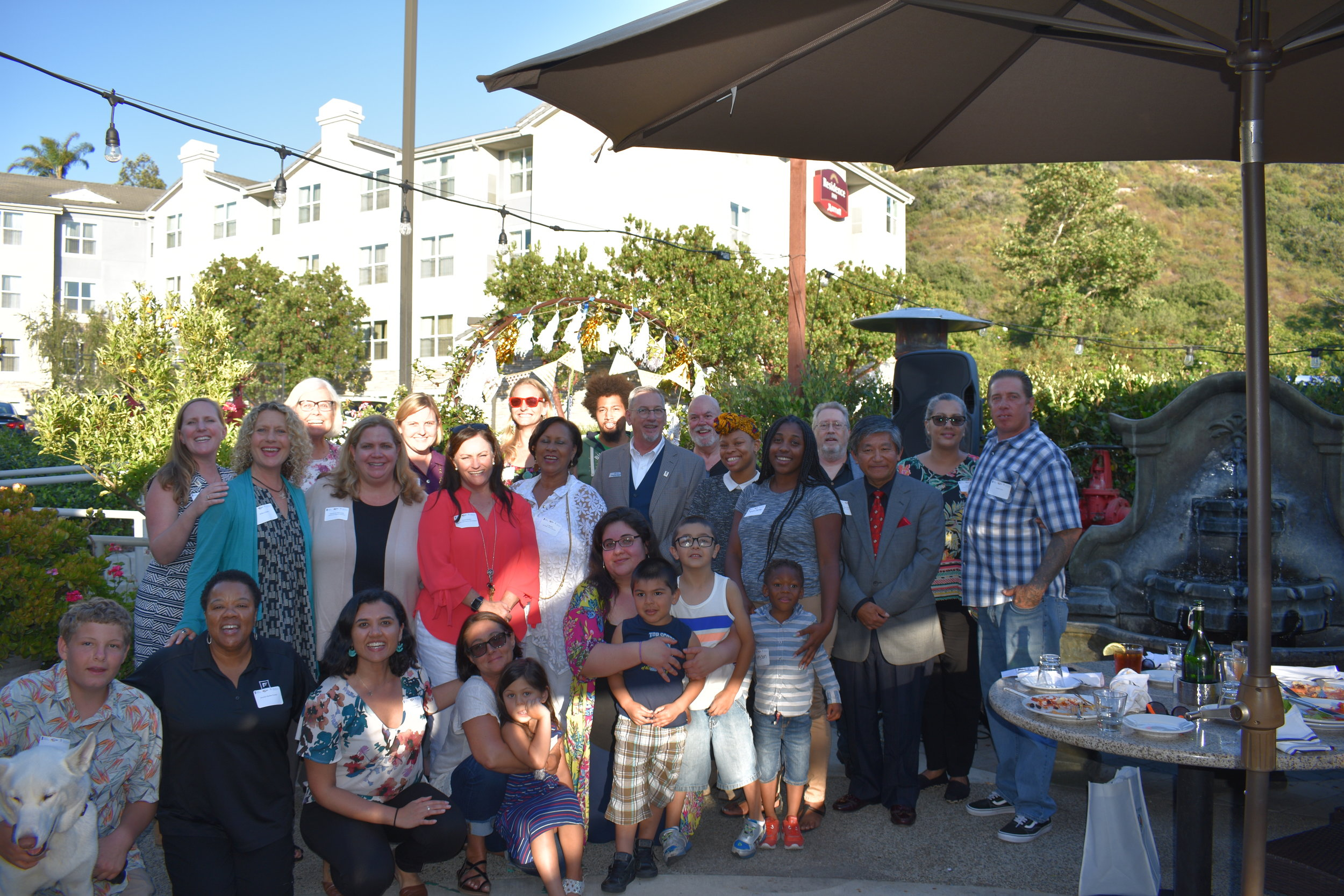 San Diego and North County Cohort at HEAL Celebration