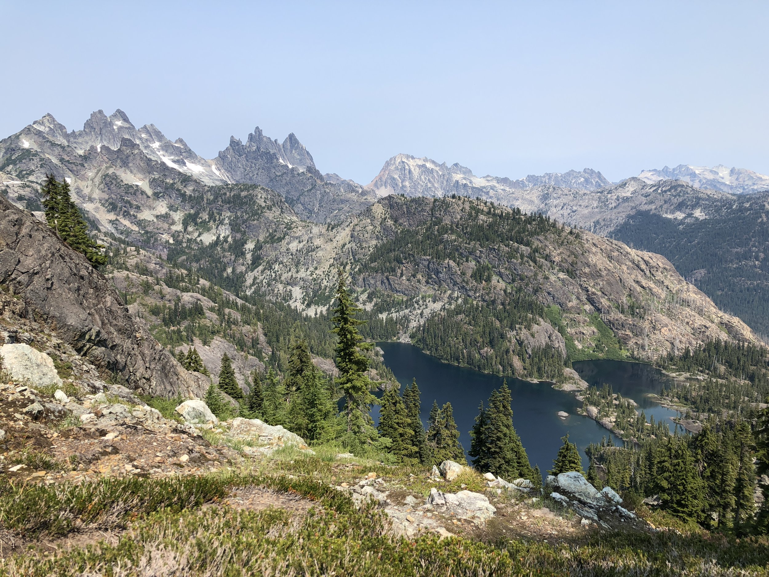 Kearsarge pass, is that you?