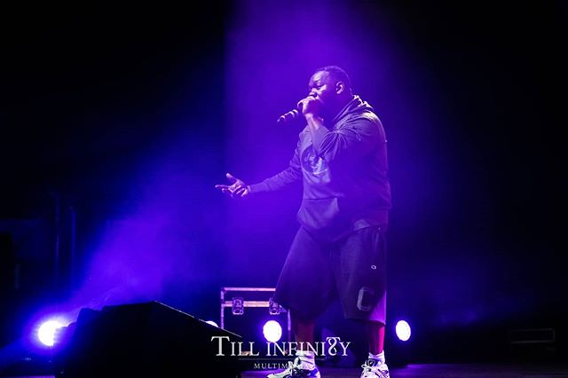 """""""The Chef""""  Wu-Tang Clan celebrates the 25th Anniversary of """"Enter the 36 Chambers"""" Album at the Virginia Credit Union Live! In Richmond, Virginia. • #TillInfinityMultimedia #MomentsLastForever #Photography #Art #Artist #Music #HipHop #Performance #WuTangClan #36Chambers #enterthe36chambers #Raekwon #NY #StatenIsland #ThePurpleTape"""