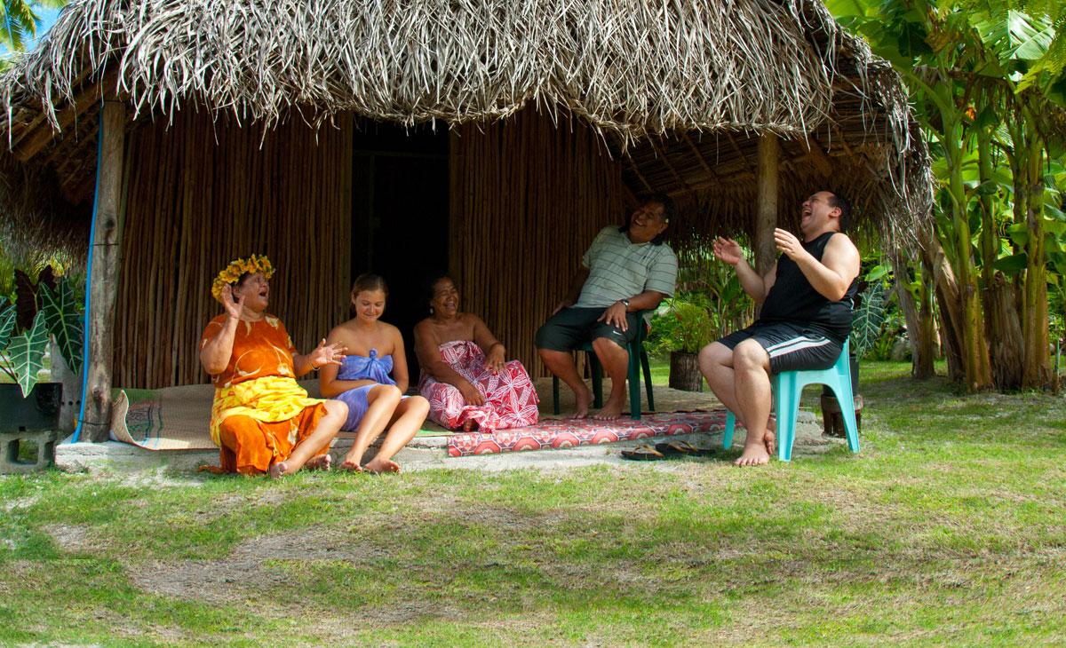 Photo Cook Islands Tourism Corporation.