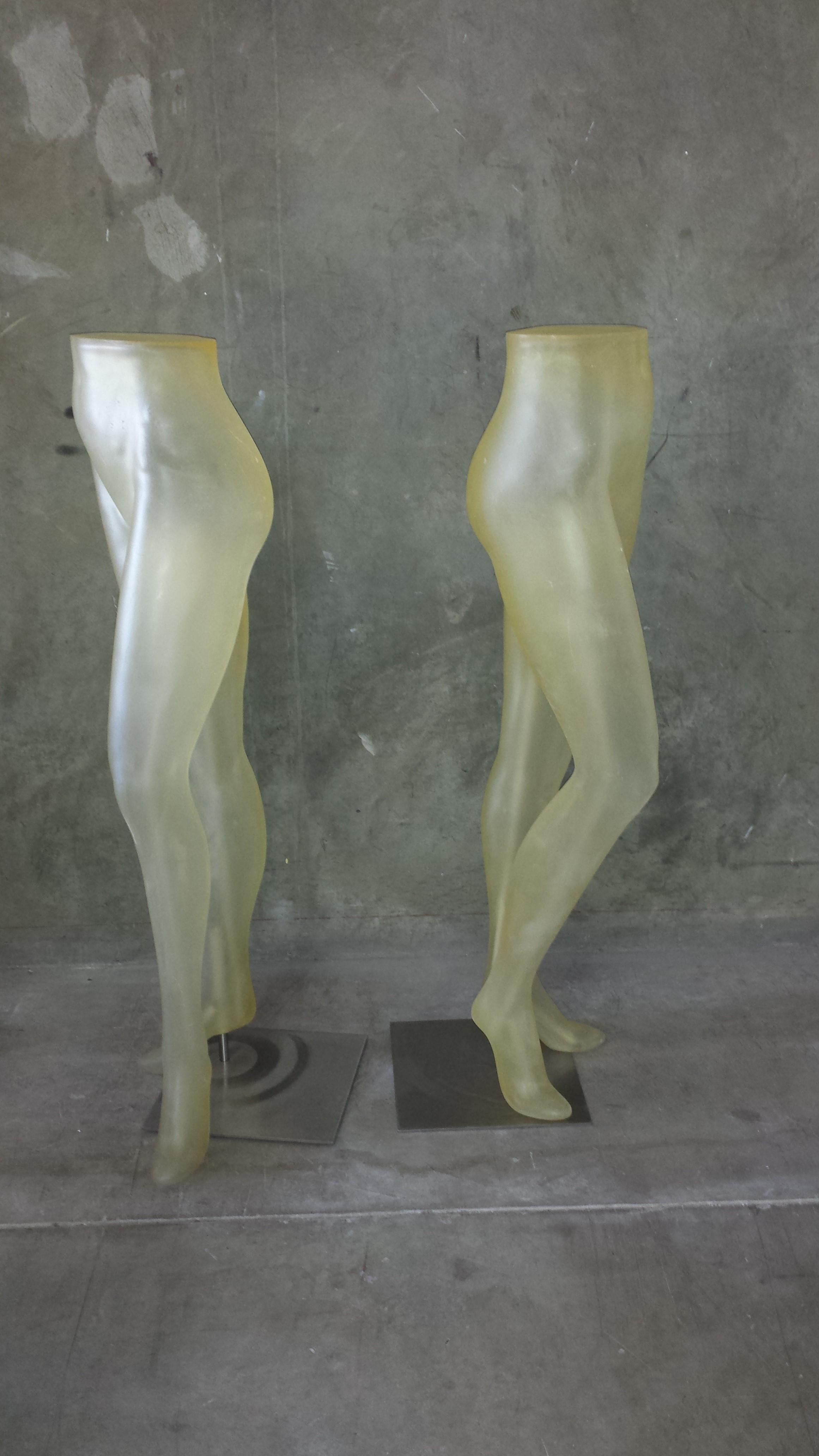 Translucent Pants Forms