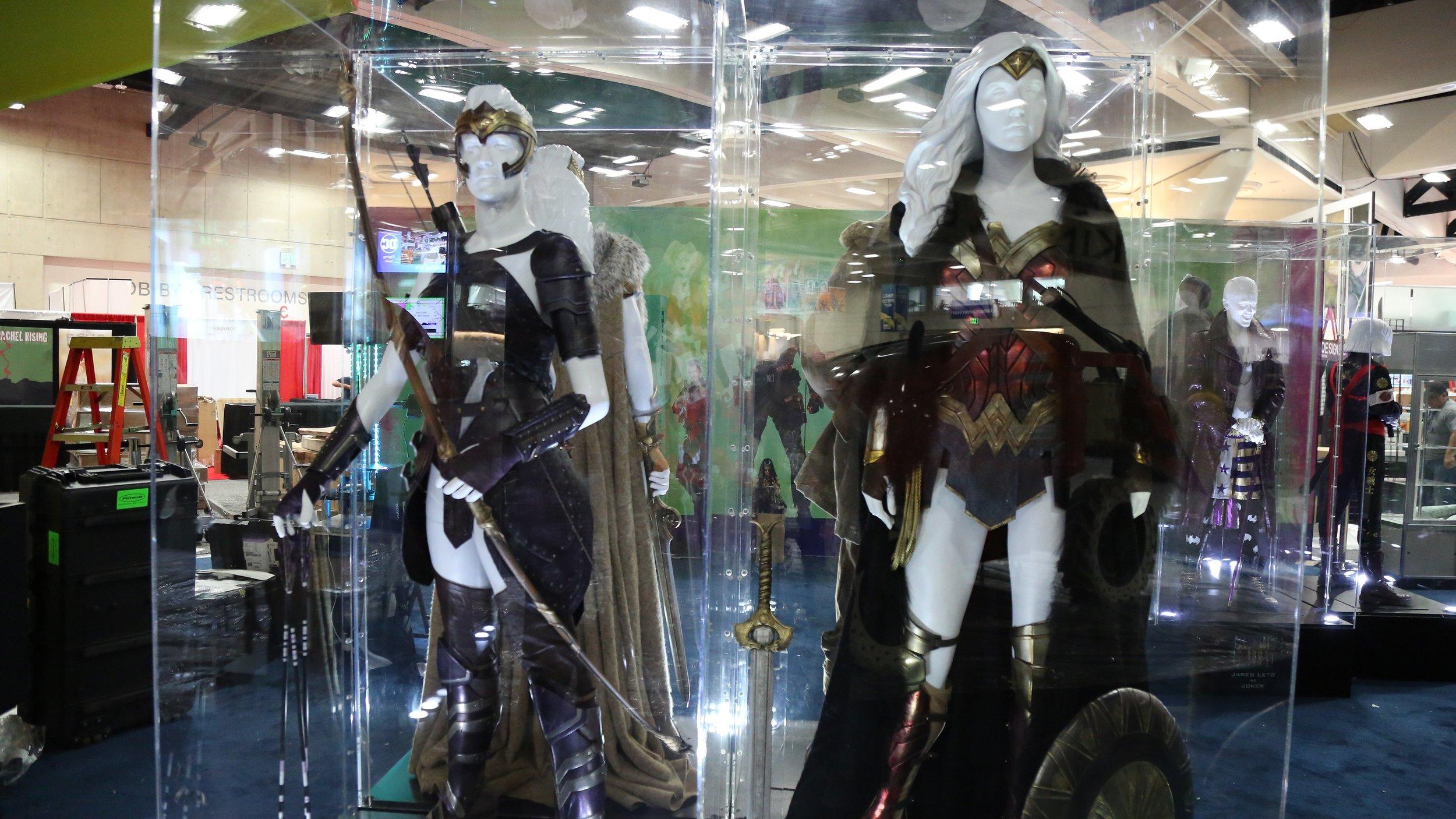 Wonder Woman @ Comic - Con
