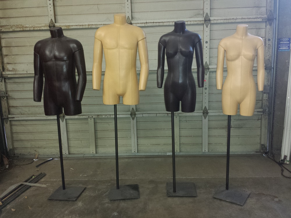 Leather 3/4 Forms